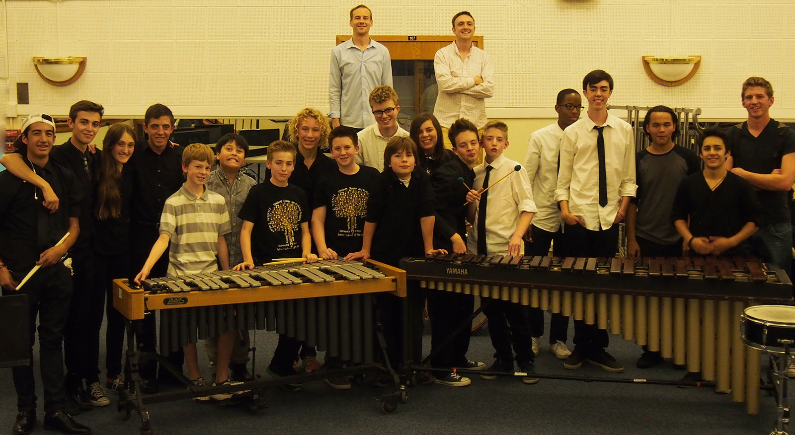 DSA Percussion Ensemble